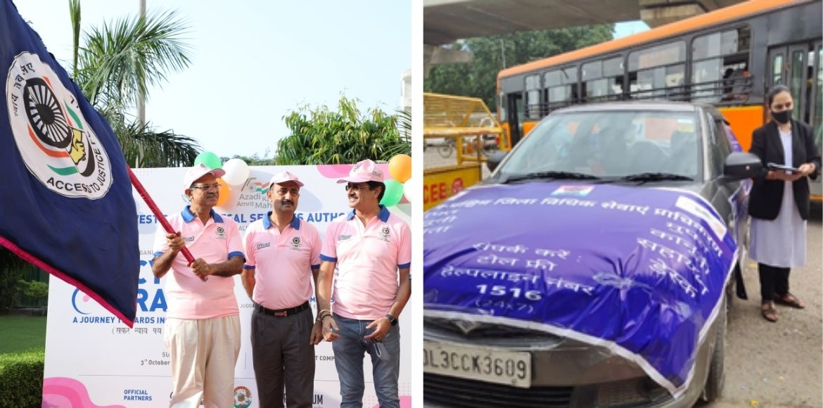 South-West Delhi State Legal Services Authority (DSLSA) organises awareness camp