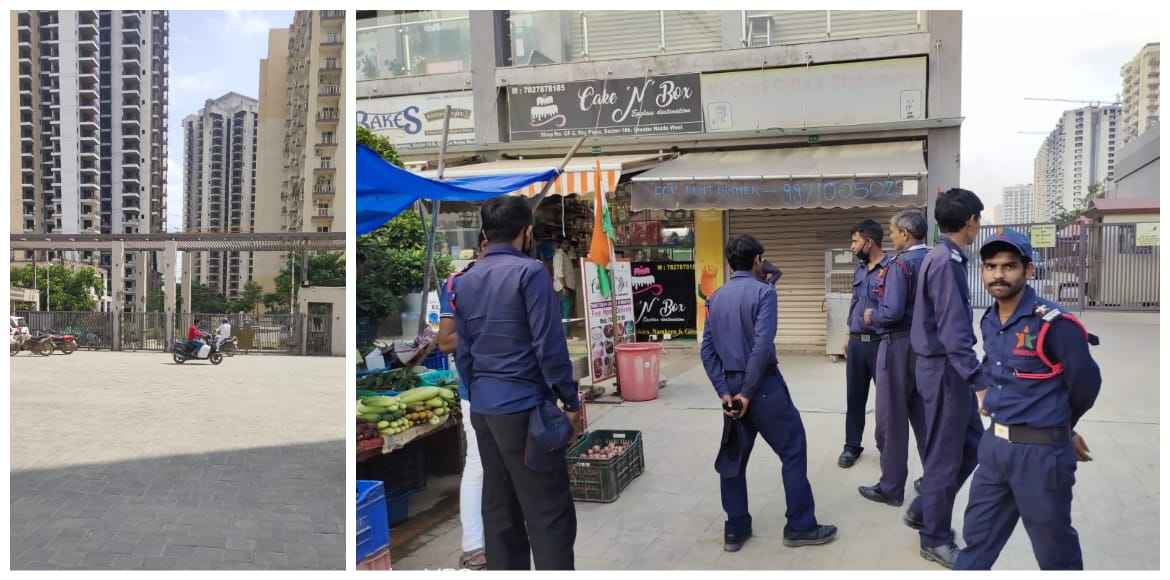 Sky Gardens: Guards revolt against non-payment of salary, close all three gates