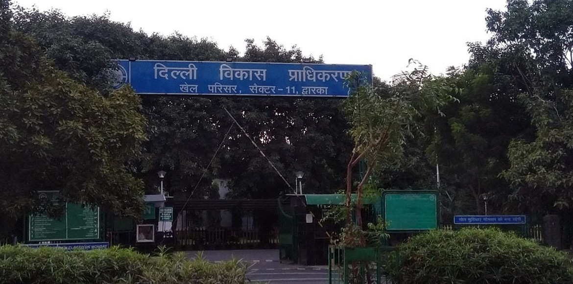 Dwarka Sports Complex – A perfect place for fitn
