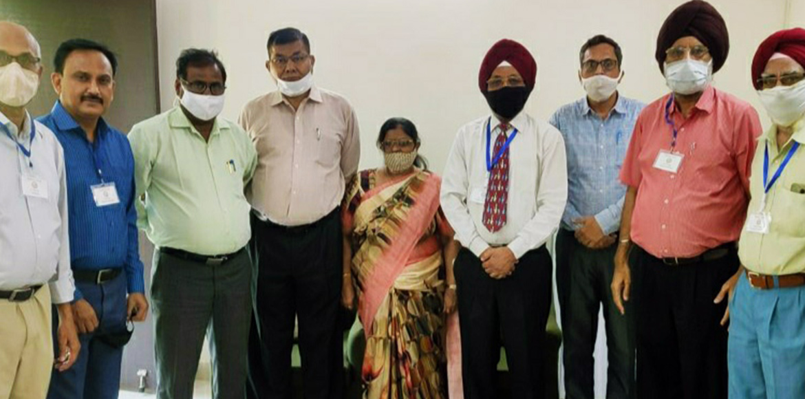 Dwarka Forum holds meeting with Delhi Jal Board