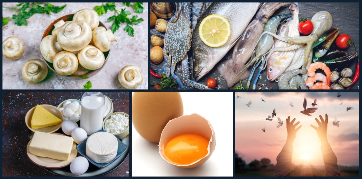 Food to boost vitamin D naturally