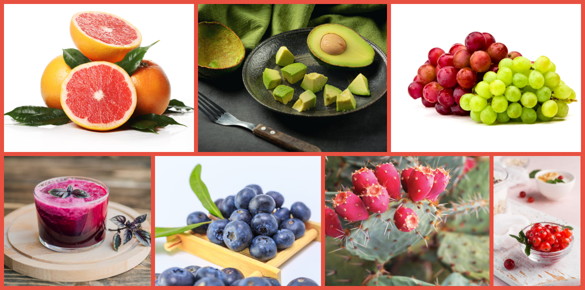 Fruits that protect the liver