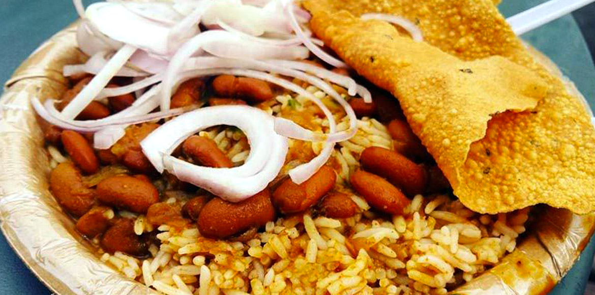 Jain Chawal Wale: a name given by customers