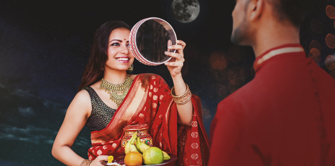 Style guide to look gorgeous this Karva Chauth