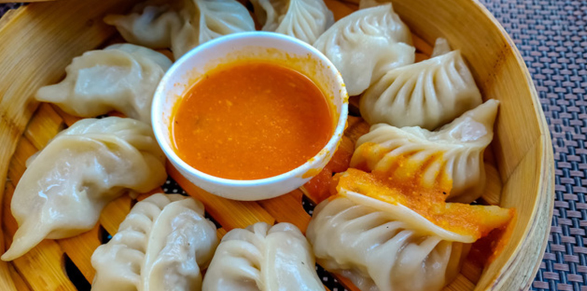 Hit-up for the drool-worthy momos in Dwarka