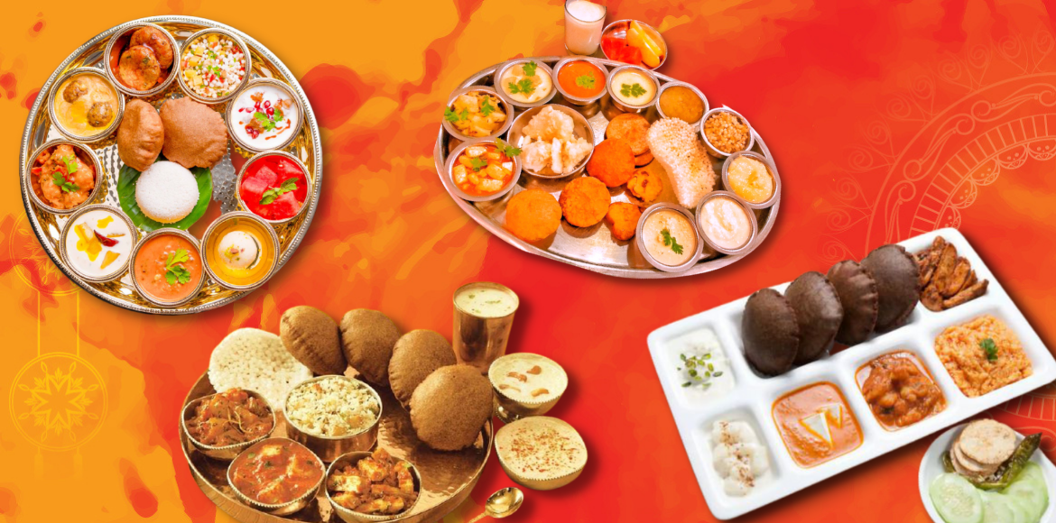 Best places in Delhi to eat Navratri food