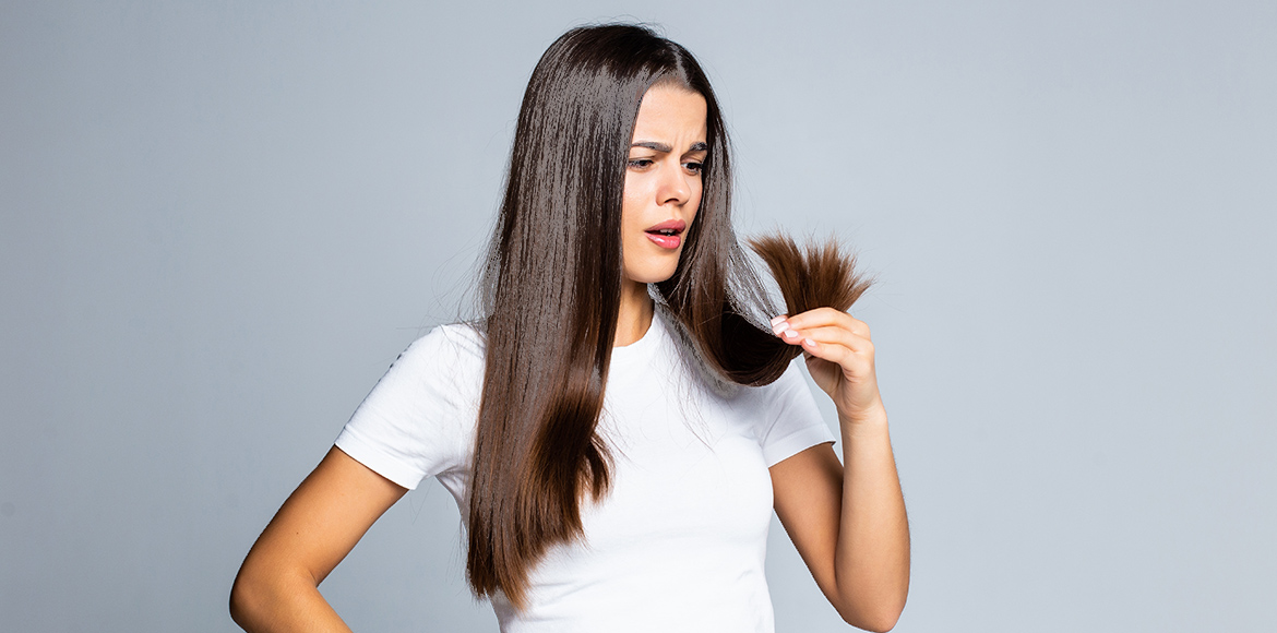 Know why you have white strands of hair