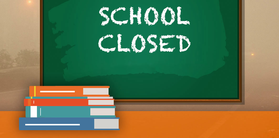Ghaziabad: In view of rain forecast, district admin orders to close schools