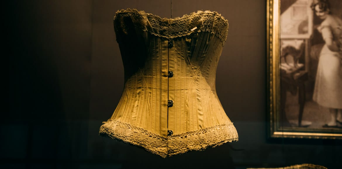 The return of corsets