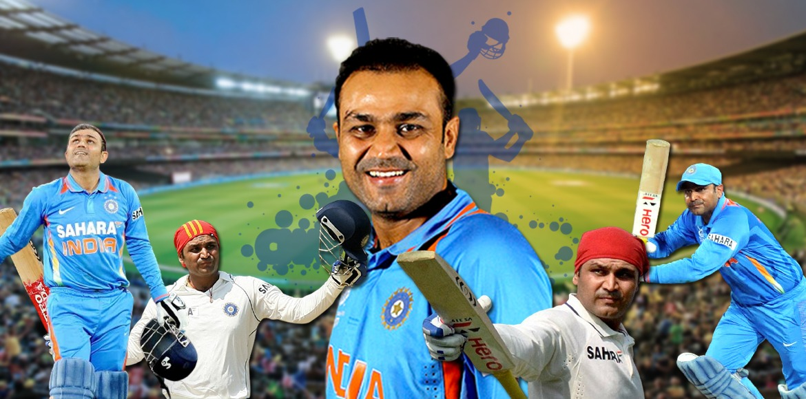 Virender Sehwag – A phenomenon that changed cricket
