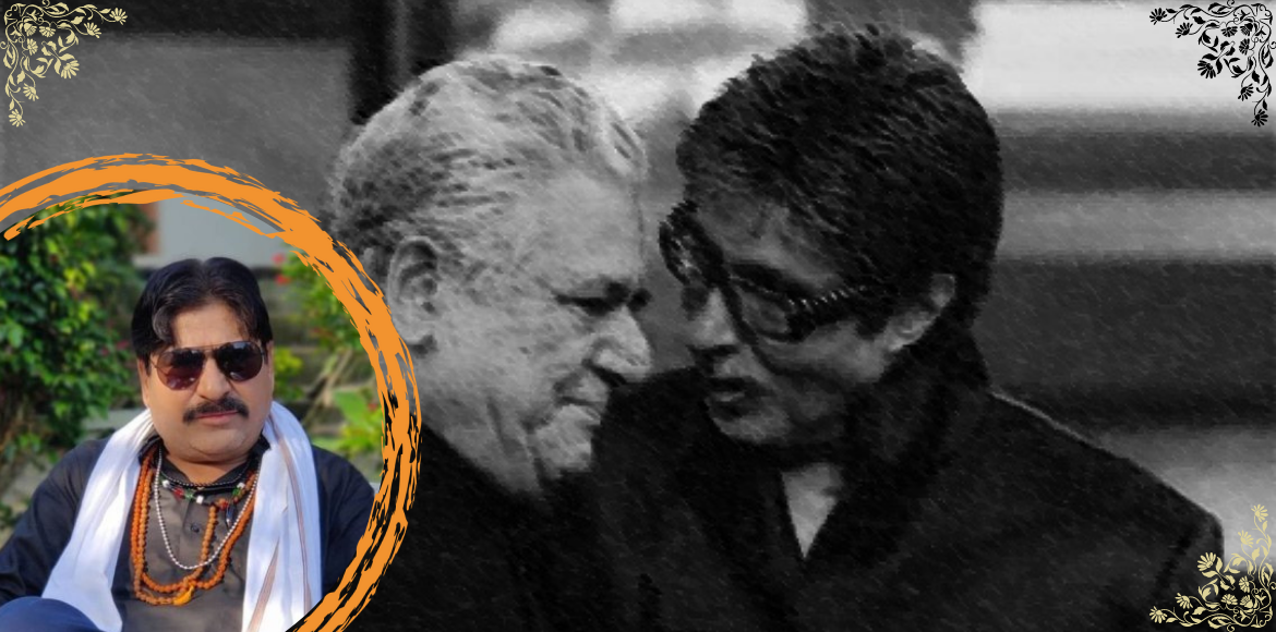 'Amitabh Bachchan and Om Puri were great actors'