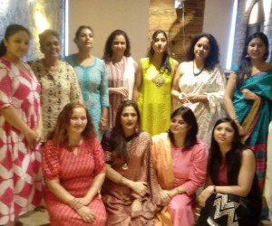 Noida: Artists throng to first-ever networking meet at Park Balluchi