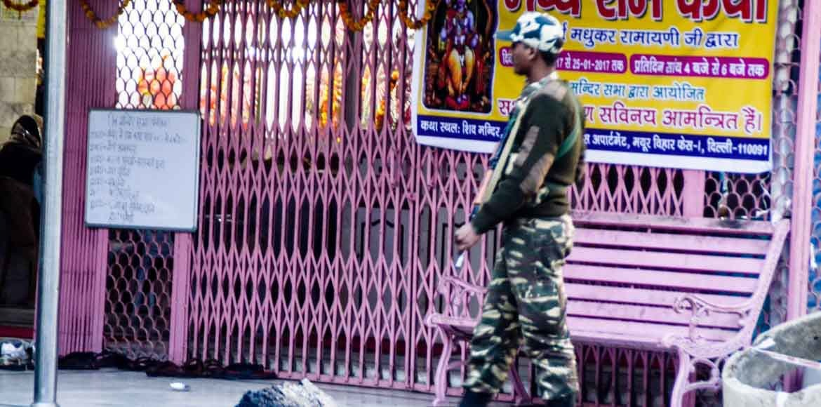 Security tightened in Delhi ahead of R-Day