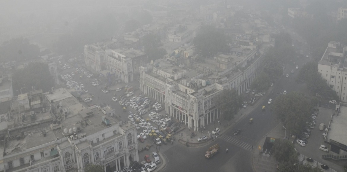 Air quality continues to be in 'severe' category in Delhi